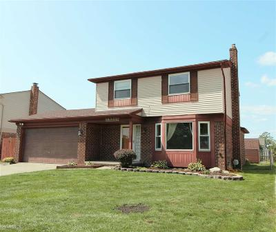 Sterling Heights Single Family Home For Sale: 39341 Hyland Dr