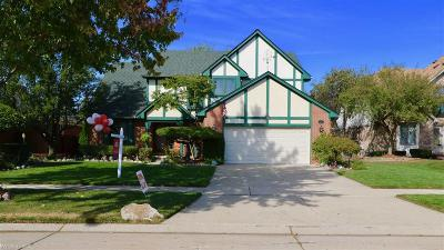Fraser Single Family Home For Sale: 15743 Greenview