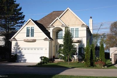 Single Family Home For Sale: 7862 Belle Brae Rd