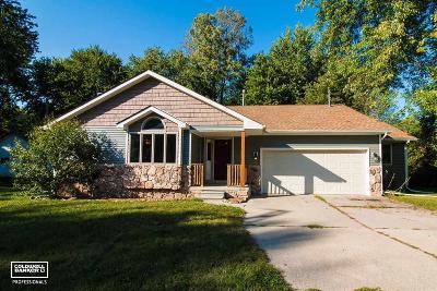 Algonac Single Family Home For Sale: 6580 Swartout Rd