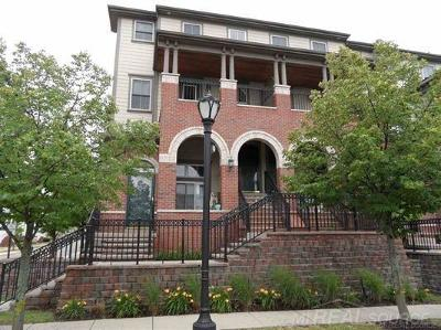 Auburn Hills Condo/Townhouse For Sale: 3896 Forester