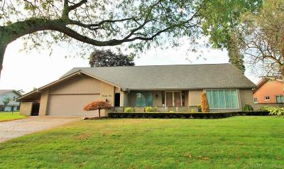 Grosse Pointe Shores Single Family Home For Sale: 29 Greenbriar