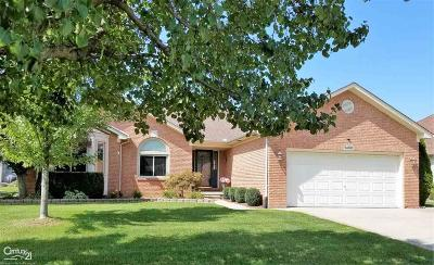 Macomb Twp MI Single Family Home Sold: $289,900