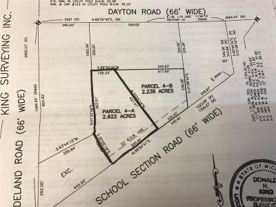 Richmond Residential Lots & Land For Sale: School Section