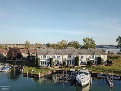 St. Clair Condo/Townhouse For Sale: 7226 Harbor Dr.