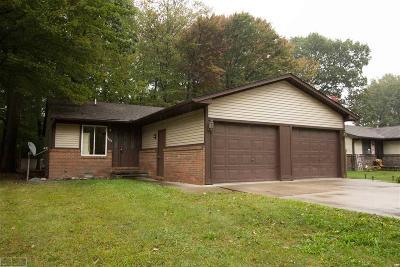 Saint Clair Single Family Home For Sale: 1621 Glendale
