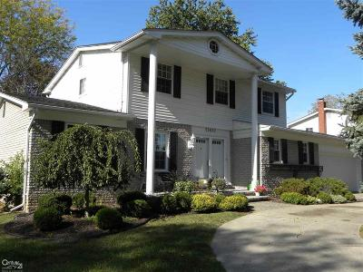 Clinton Township Single Family Home For Sale: 35087 Kesler Ct.