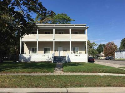 St. Clair Multi Family Home For Sale: 1523 St Clair River Drive