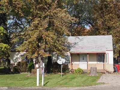 Harrison Twp Single Family Home For Sale: 27177 Crocker