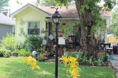 Ferndale Single Family Home For Sale: 1580 Shevlin