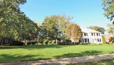 Grosse Pointe Park Single Family Home For Sale: 759 Berkshire