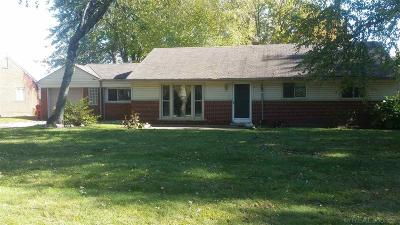 Clinton Township Single Family Home For Sale: 37536 Ingleside