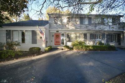 Single Family Home For Sale: 46 Stonehurst Rd