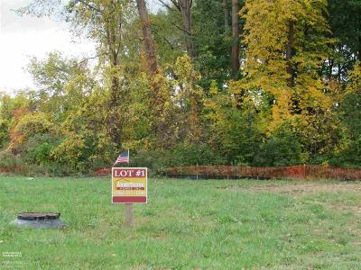 Harrison Twp Residential Lots & Land For Sale: 27706 Coleridge