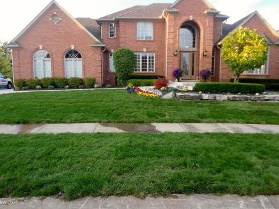 Shelby Twp Single Family Home For Sale: 2653 Hawthorne