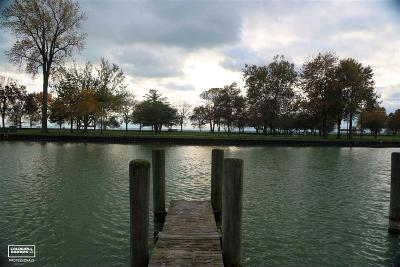 Harrison Twp Residential Lots & Land For Sale: Huron Pointe
