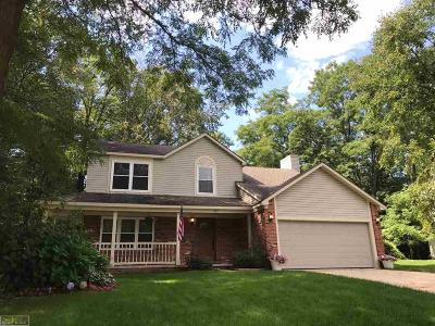 Lake Orion Single Family Home For Sale: 1092 Walloon