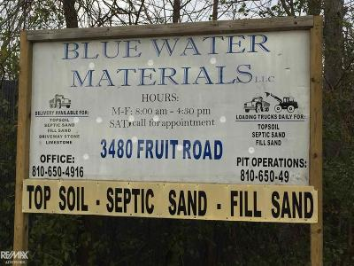 Commercial/Industrial For Sale: 3480 Fruit