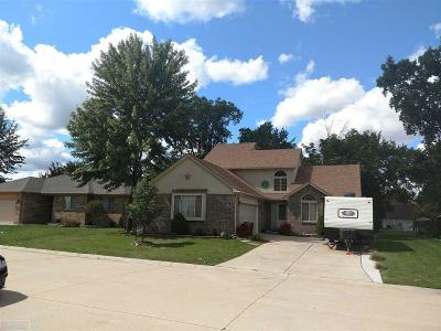 Warren Single Family Home For Sale: 30059 Mirage
