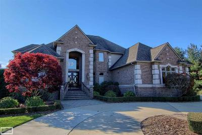 Single Family Home Sold: 52787 Sable Court