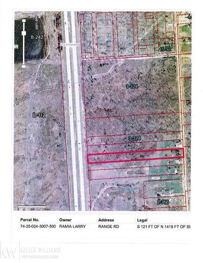 St. Clair Residential Lots & Land For Sale: Range Rd