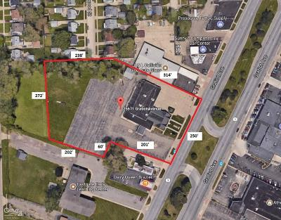 Macomb Residential Lots & Land For Sale: 25671 Gratiot
