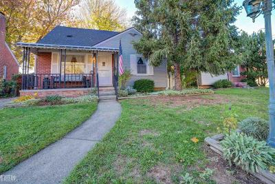 Royal Oak Single Family Home For Sale: 3219 N Vermont