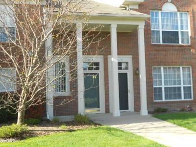 Chesterfield Condo/Townhouse For Sale: 51791 Adler Park