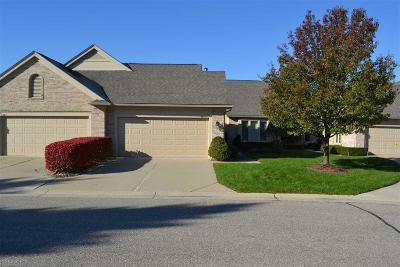 Sterling Heights Single Family Home For Sale: 4511 Reflections Dr