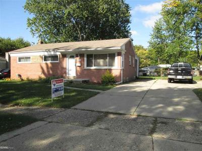 Clinton Township Single Family Home For Sale: 35963 Rewa
