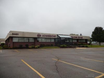 Clinton Township Commercial Lease For Lease: 34401 Gratiot