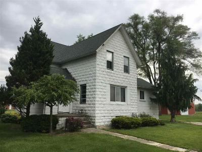 Macomb Twp Single Family Home For Sale: 51450 North Avenue