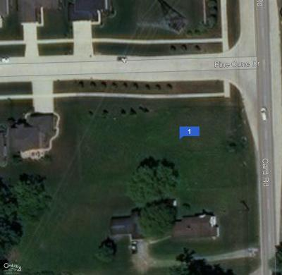 Macomb Twp Residential Lots & Land For Sale: 51857 Card Rd