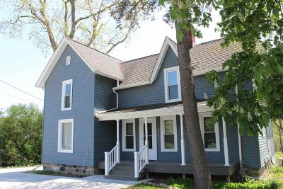 Ray, Ray Twp Single Family Home For Sale: 16200 32 Mile