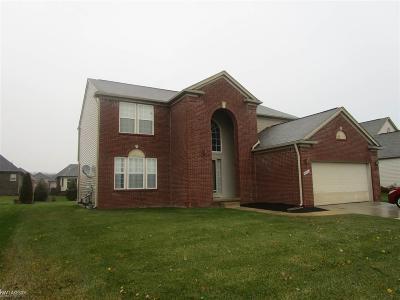 Macomb MI Single Family Home For Sale: $274,000