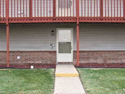 Roseville Condo/Townhouse For Sale: 31623 Nardelli