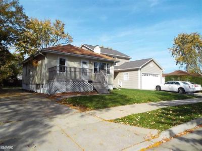 Saint Clair Shores Single Family Home For Sale: 23105 Elaine St