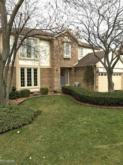 Sterling Heights Single Family Home For Sale: 42586 Blairmoor