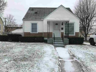 Mount Clemens Single Family Home For Sale: 25 Alter Court