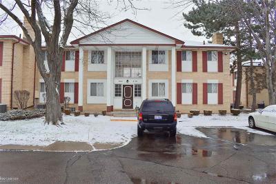 Warren Condo/Townhouse For Sale: 29216 Gloede Dr