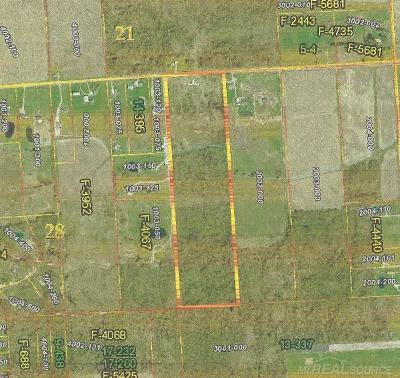 Residential Lots & Land For Sale: 6199 Meisner