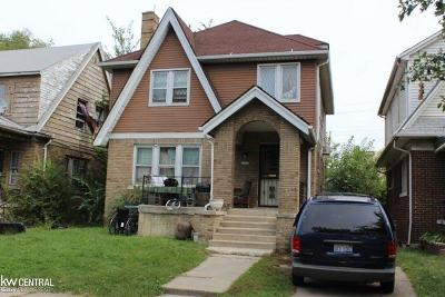 Detroit Single Family Home For Sale: 13560 Stoepel