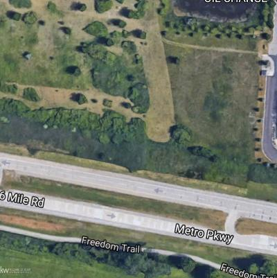 Harrison Twp Residential Lots & Land For Sale: 38967 Jefferson Ave