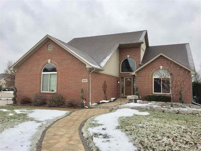 Chesterfield Single Family Home For Sale: 27087 Graham Dr