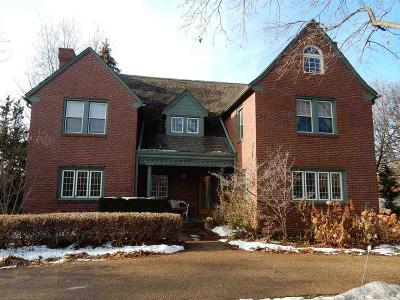 Grosse Pointe Park Single Family Home For Sale: 1267 Balfour