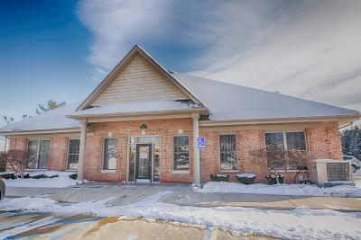 Commercial Lease For Lease: 43393 Schoenherr Road