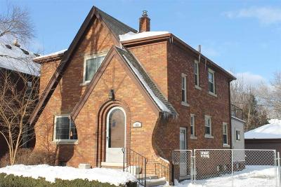 Grosse Pointe Farms Single Family Home For Sale: 460 Madison