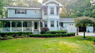 St. Clair Single Family Home For Sale: 3727 Campbell Road