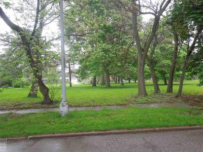 Grosse Pointe Park Residential Lots & Land Sold: 870 Ellair Place