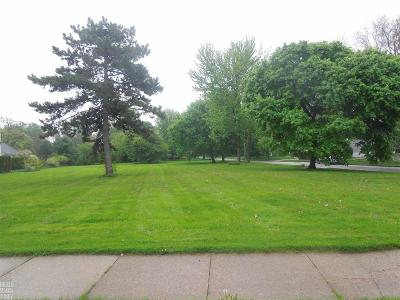 Grosse Pointe Park Residential Lots & Land For Sale: 882 Ellair Place
